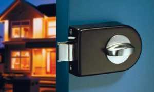 Накладные замки для металлических и деревянных дверей