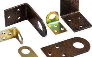 Выбор и установка проушин для навесного замка