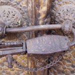 старинный замок в Катманду